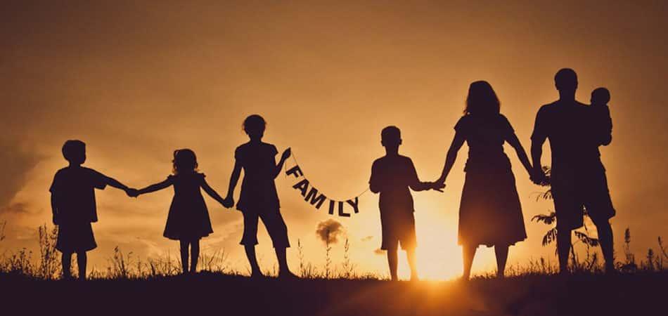Многодетная семья: за и против
