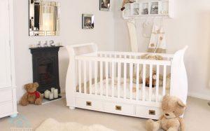 Как выбирать детскую кроватку
