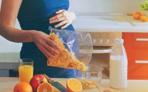 Что можно есть во время беременности?