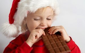 Не дарите детям конфеты