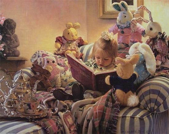 Сказки — сказкотерапия детских проблем