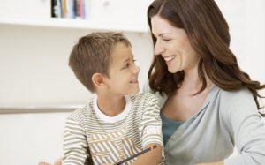 Ученые доказали: ребенок наследует интеллект от матери
