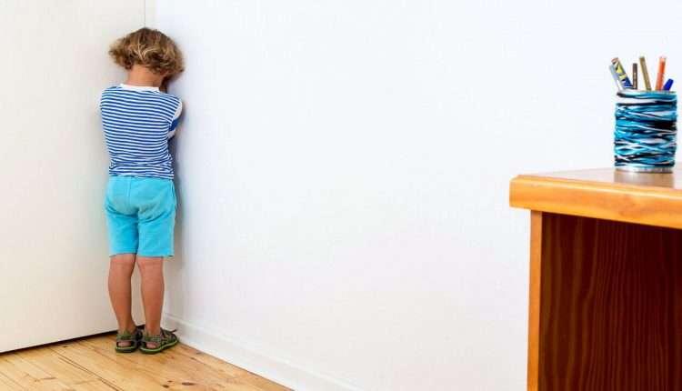 Наказание как метод воспитания детей