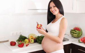 Диета матери изменяет ДНК ребенка