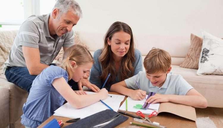 Как помогать ребенку делать уроки? Родительское собрание