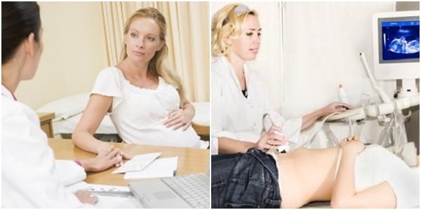 Каких врачей нужно пройти при беременности