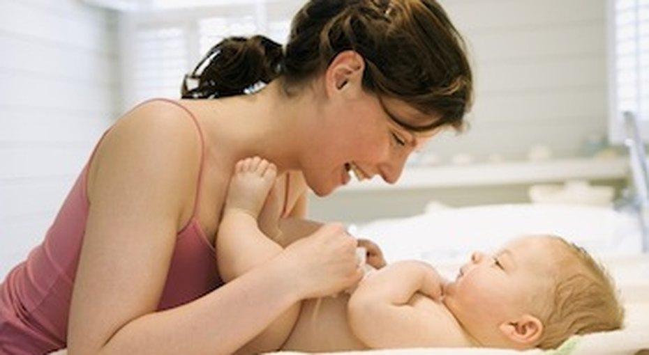 Техника детского массажа