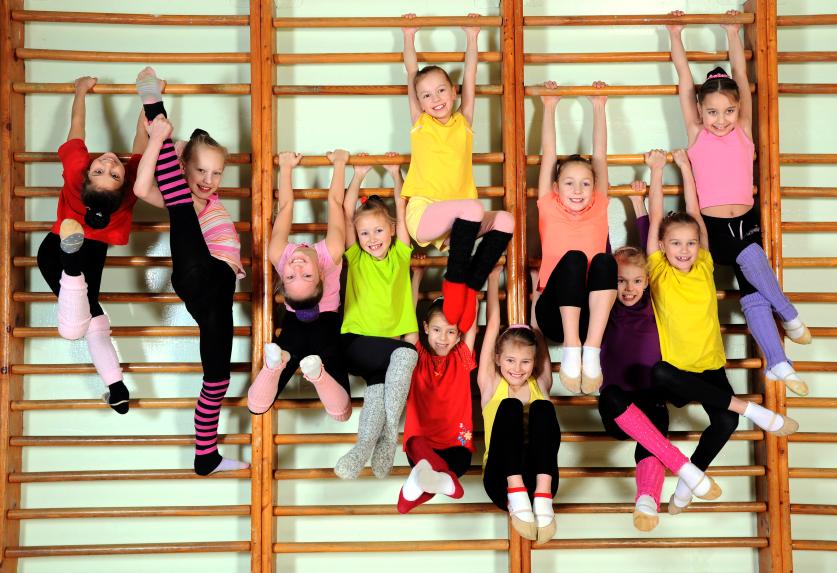 Гимнастика для детей, ее значение в правильном развитии ребенка