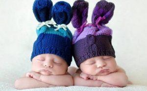 Рождение двойни – как осуществить мечту?