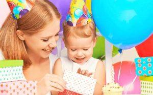 Какой подарок выбрать ребенку на День Рождения?