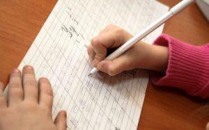 Как научить ребенка писать до школы и нужно ли это делать, упражнения для выработки почерка