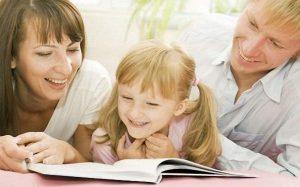 Что читать с ребенком?