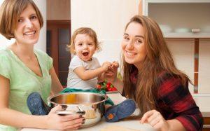 Как быстро сбить температуру у ребенка?