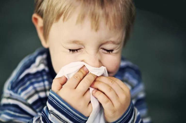 Как лечить гайморит у детей в домашних условиях