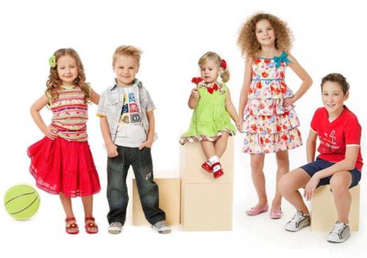 Летняя одежда для детей
