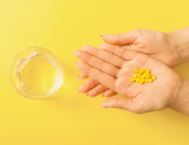 Витамины для здоровья и красивой фигуры