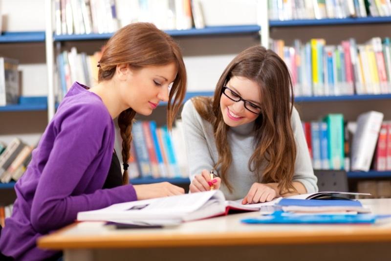 Работа со студентами