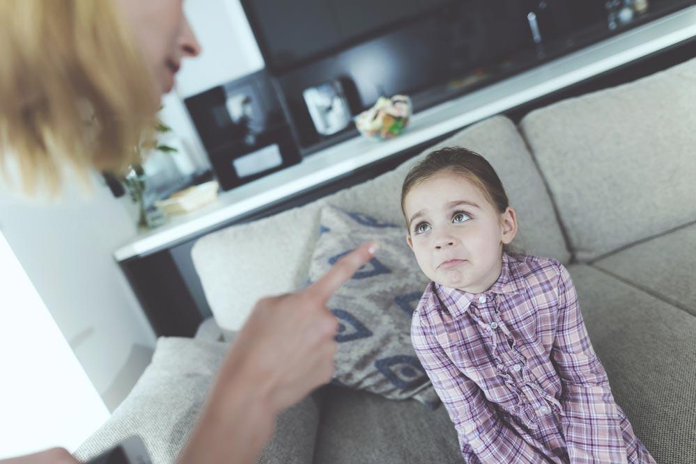 Как стать родителем, который не шлепает детей