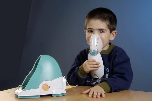Зачем нужен ингалятор для детей?
