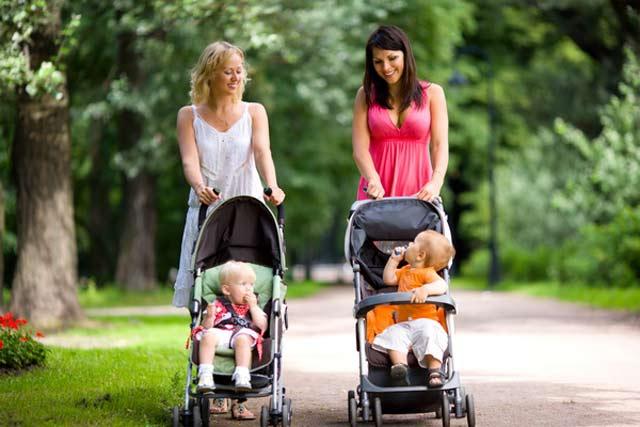 Чрезмерная зависимость ребенка от коляски мешает его развитию