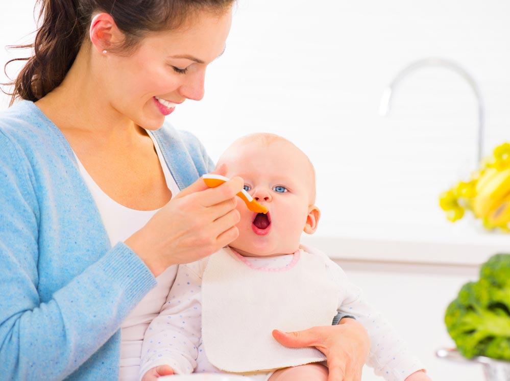 Первые дни с малышом дома