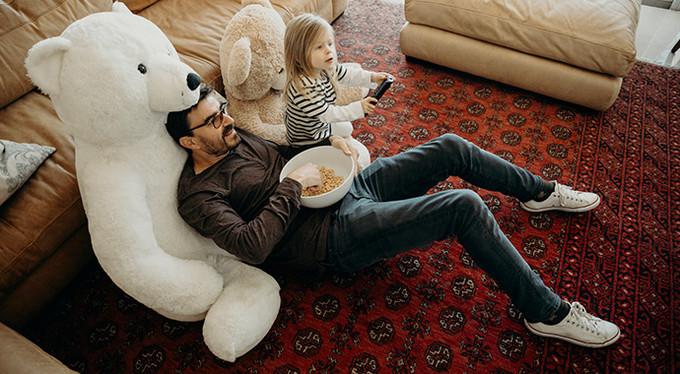 Можно ли быть безработным и хорошим родителем?