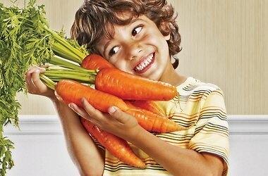 10 продуктов, которые сделают ребенка умнее
