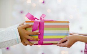 Лучшие подарки ребенку
