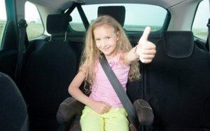 Правила перевозки детей до 12 в автомобиле