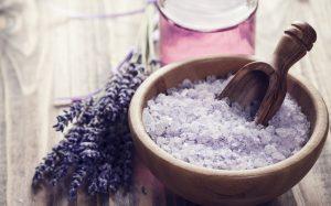 Польза соли для ванн