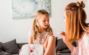 5 правил первой помощи, которые должен знать ребенок