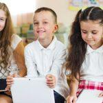 Как помочь необщительному ребенку