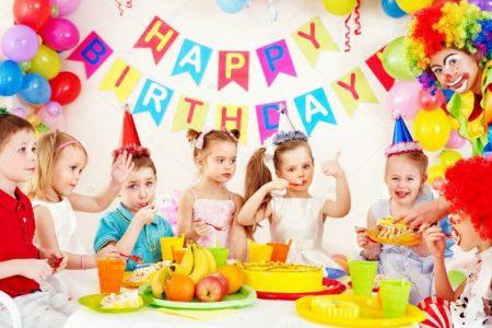 Идеи для тематического дня рождения ребёнка