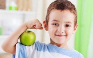 Как кормить ребенка во время болезни