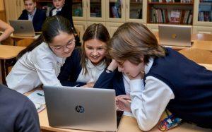 Учителя и школьники получат единый доступ к электронному дневнику и домашним заданиям с помощью нового сервиса