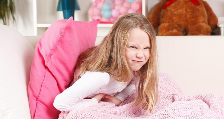 Воспаление желчного пузыря и желчных путей у детей