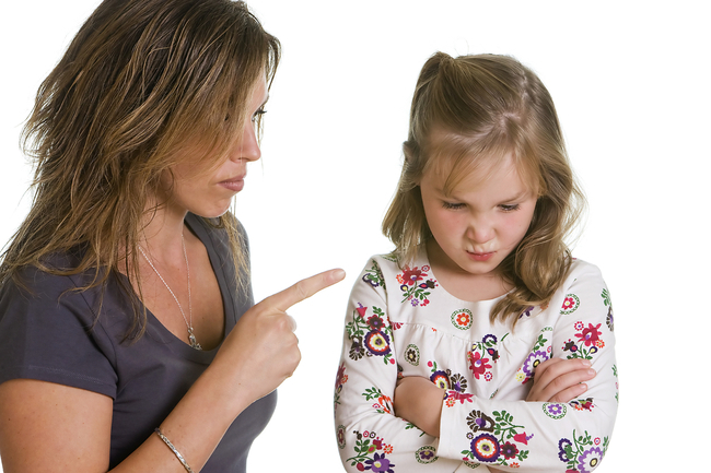Учить дисциплине. Как не перейти грань?