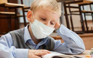 Возвращаемся в школу во время пандемии COVID-19