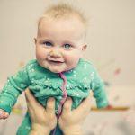 Развитие зрения у ребенка