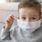 С какого возраста ребенку одевать маску