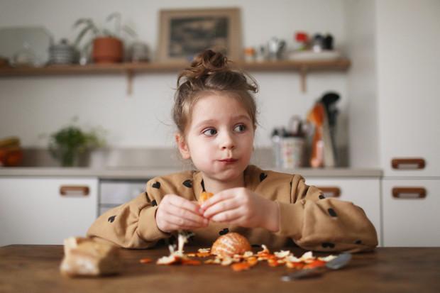 С какого возраста детям можно давать мандарины