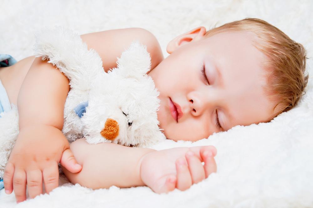 Как успокоить младенца?