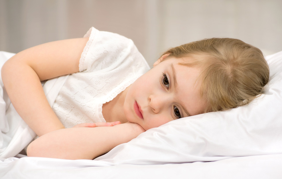 Плохой сон у ребёнка