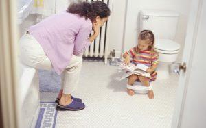Деликатный вопрос: что делать, если у ребенка запор?