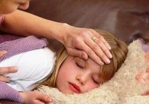 Гипотермия и гипертермия у детей