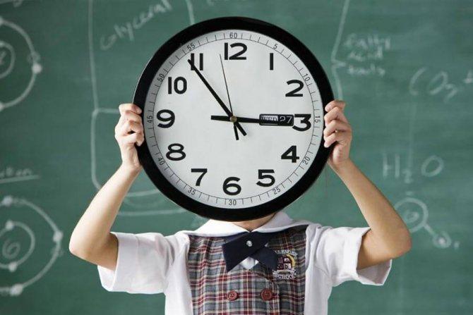 Как научить ребенка понимать время на часах со стрелками в игровой форме?