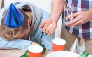 Как говорить с ребенком о вреде алкоголя
