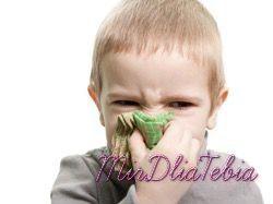 Как избежать гайморита у детей?