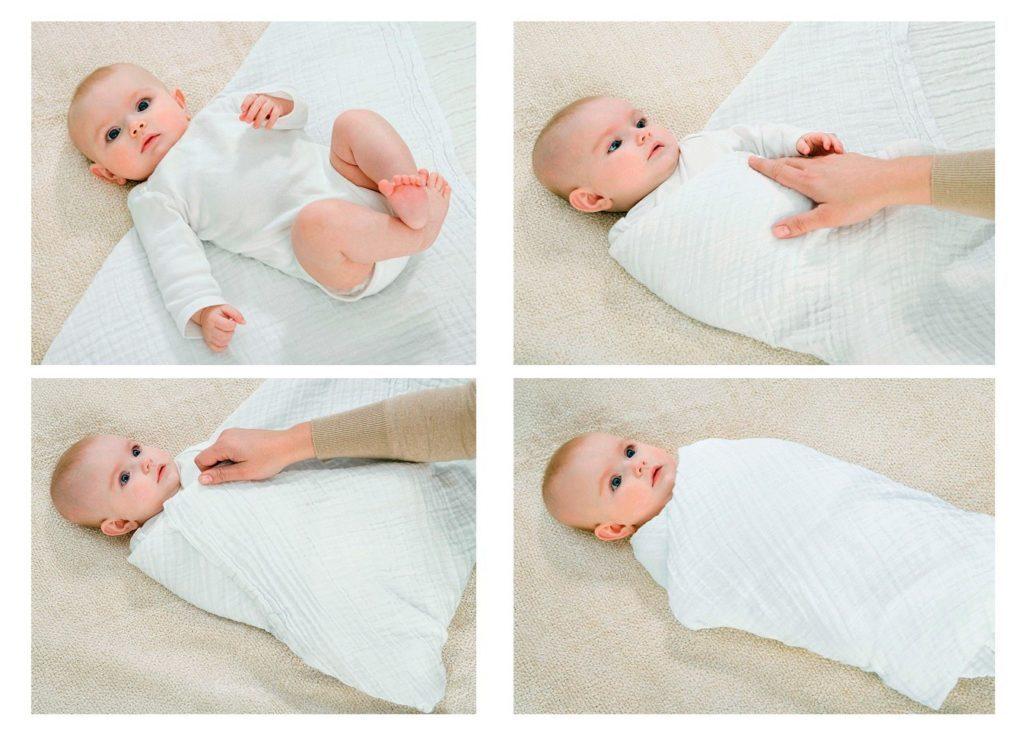 Сколько пеленок нужно новорожденному?
