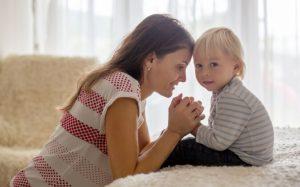 Научитесь правильно слушать своего ребенка